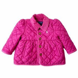 Ralph Lauren lightweight puffer jacket